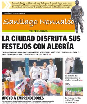 Suplemento Santiago Nonualco 2017