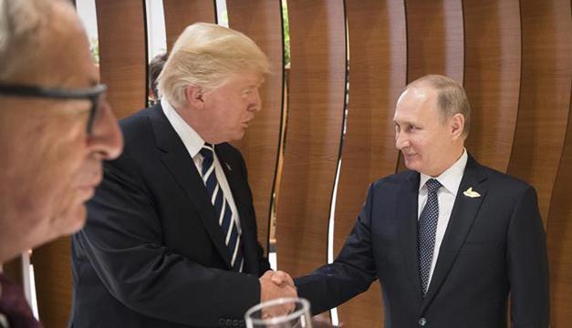 Trump y Putin se reunirán el viernes en Alemania