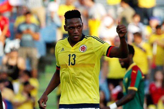 Yerry Mina jugará en Barcelona, confirma su representante