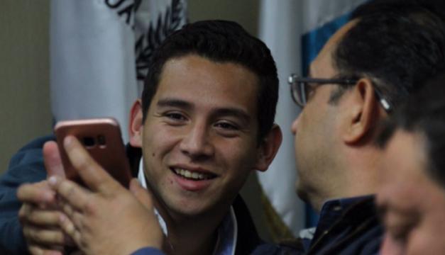 Resultado de imagen para JOSE MANUEL MORALES HIJO DE JIMMY MORALES Club Aurora F.C,