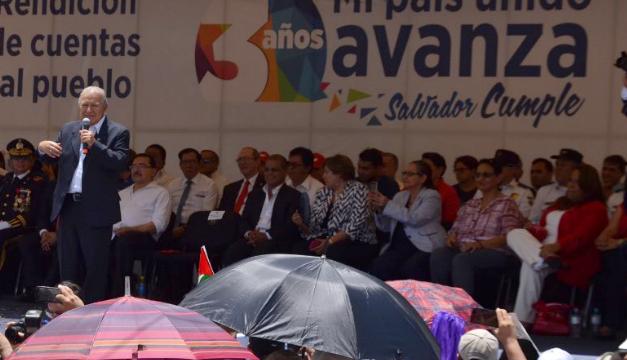 Presidente arremete contra la Corte por freno a Ley FOP — El Salvador