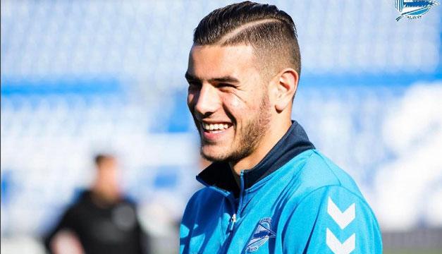 De colchonero a merengue; Theo Hernández, nuevo jugador del Real Madrid