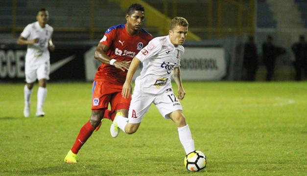 Olimpia listo para enfrentar al Alianza — Concacaf League