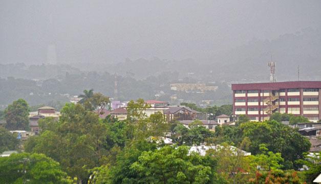 13 sismos registrados en enjambre en Soyapango e Ilopango — Marn