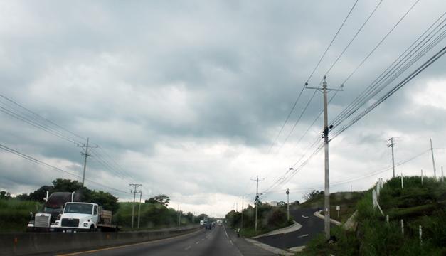 Chubascos y cielo nublado para este viernes, pronostica el MARN