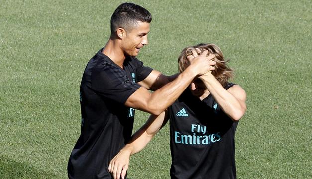 Mantienen la sanción de cinco partidos a Cristiano Ronaldo