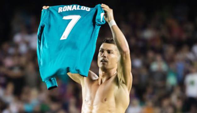 Al Real Madrid no le va mal cuando no está Cristiano Ronaldo
