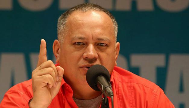 Número dos del chavismo, Diosdado Cabello, da positivo por covid en Venezuela
