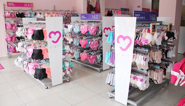 Lencería colombiana Lili Pink abre primera tienda en el país ... 8e0c0add5073