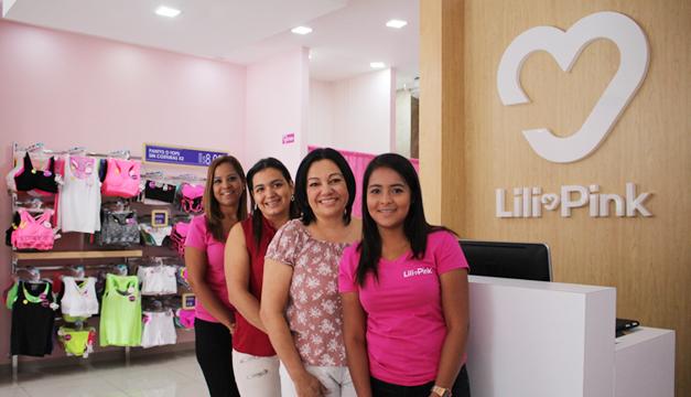 La llegada de Lili Pink a El Salvador permite la creación de 16 empleos  directos.   Marcela Moreno fb0c7778ce50