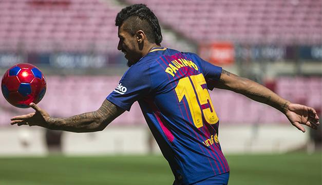 Barcelona despejó las dudas y venció a Betis en el debut