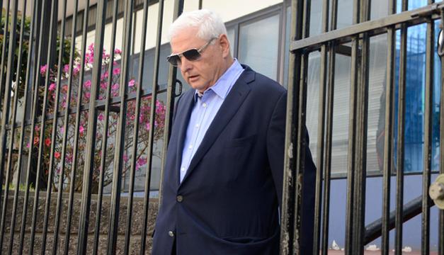 Juez de EU autoriza extradición a Panamá del expresidente Martinelli