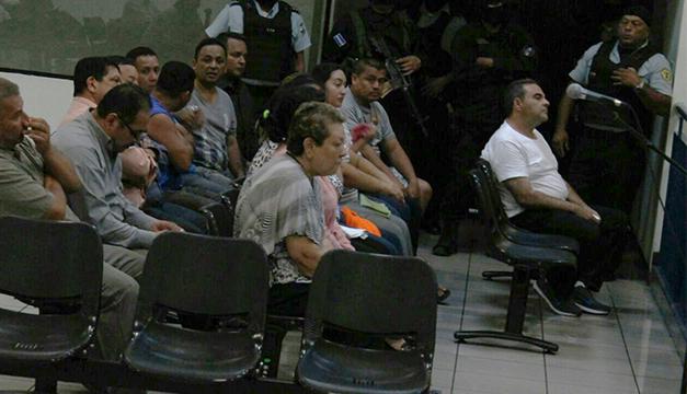 Instituto forense verifica estado de salud de expresidente salvadoreño Saca