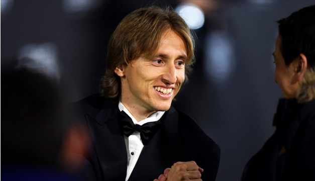 Real Madrid arrasó en los galardones de la UEFA