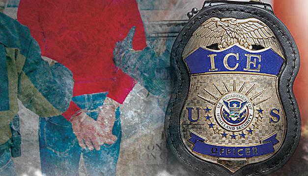 ICE arresta a más de 450 en ciudades santuario