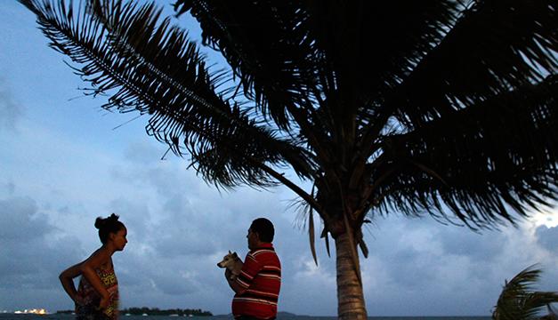 Destruye 'Irma' la isla Barbuda