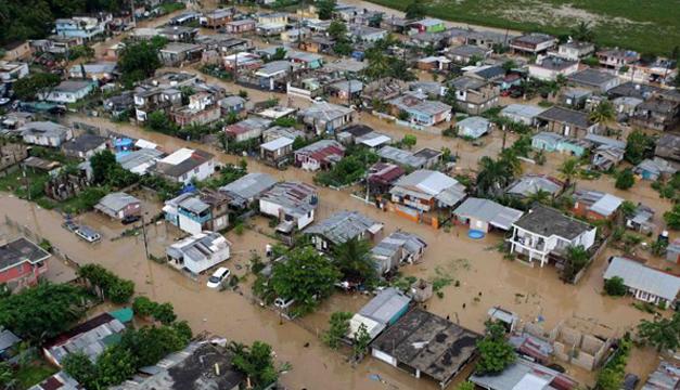 El Caribe se prepara para llegada del fortalecido ciclón tropical — Huracán María