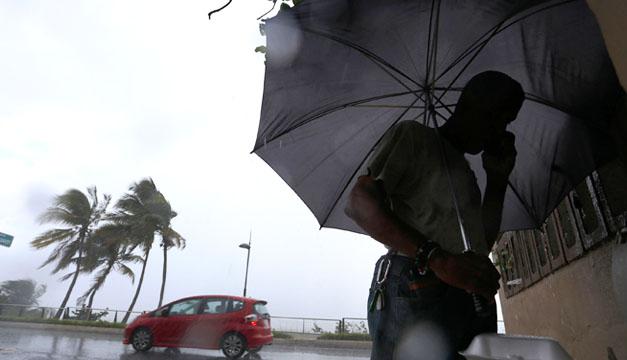 Irma causa destrozos en islas del Caribe