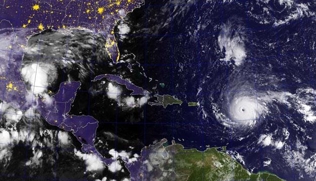 Aerolíneas reprograman vuelos para regreso turistas por Irma en R.Dominicana