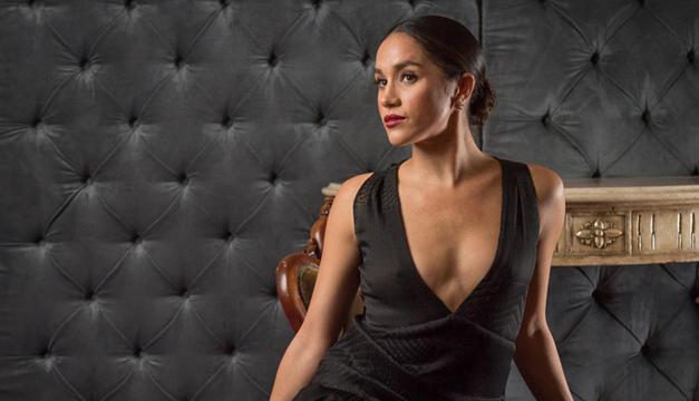 Meghan Markle rompe el silencio sobre su romance con el príncipe Enrique