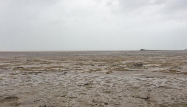 Huracán Irma deja sin agua playas de las Bahamas