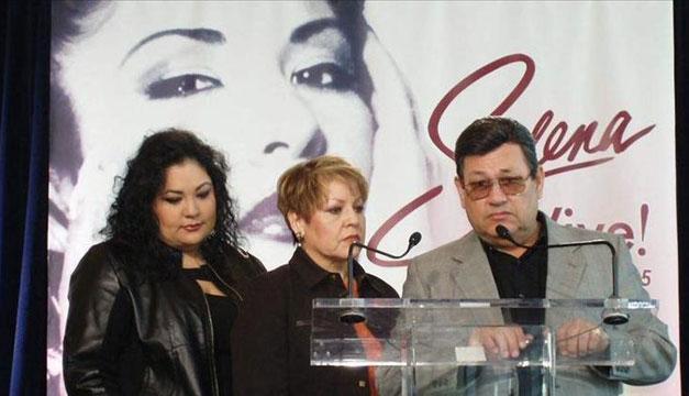 6 familiares de la cantante mueren a consecuencia del huracán Harvey — Selena