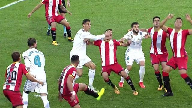 Cristiano Ronaldo se acordó de James después de la derrota ante Tottenham