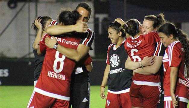 Unión Española logra primer triunfo en Libertadores femenina