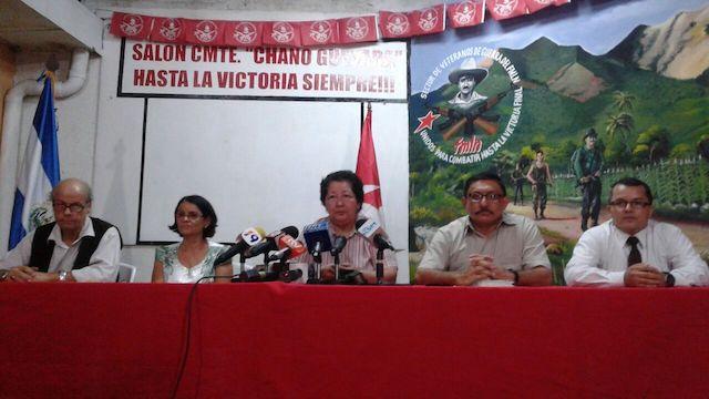 FMLN condena reacción vengativa de alcalde de San Salvador