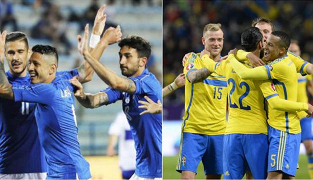 Estas son las ocho selecciones que jugarán la respesca europea
