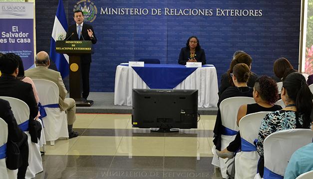 Gobierno Anuncia Programa Para Deportados El Salvador Es Tu Casa