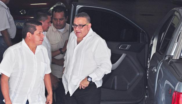 Cámara encuentra culpable a expresidente Funes de enriquecimiento ilícito