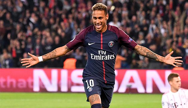 Cavani: ''Yo quiero que Neymar sea Balón de Oro''