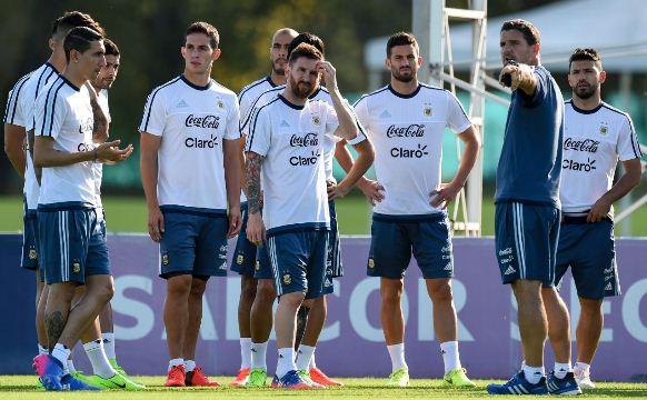 Perú deja fuera de Rusia 2018 a Lionel Messi — Selección peruana