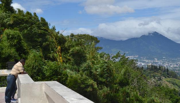 Pronostican vientos nortes para el 1 de diciembre en El Salvador