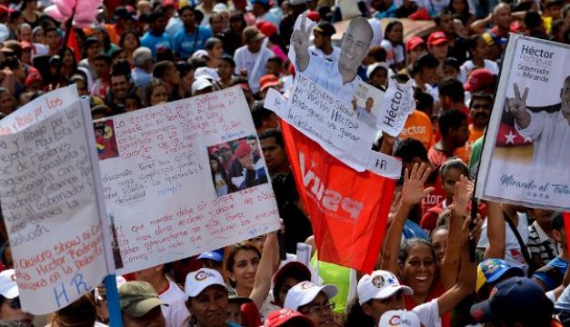 Ninguno de nuestros gobernadores se juramentará ante la fraudulenta Constituyente — Oposición venezolana