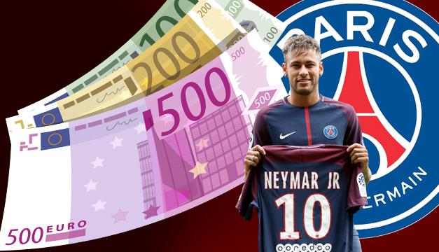 Millones más para Neymar si gana el Balón de Oro
