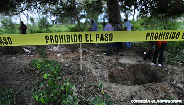 Hallan 553 cuerpos humanos en 310 fosas clandestinas en Veracruz