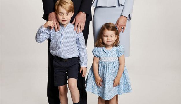 Alerta de ternura: La princesa Carlota comenzará a ir la guardería