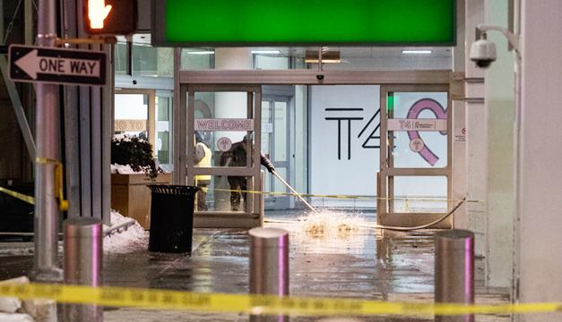 Desalojan parte del Aeropuerto JFK de Nueva York por fuga de agua