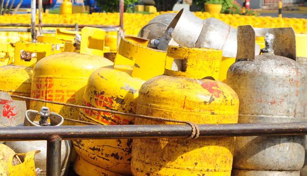 Gas propano sube de precio
