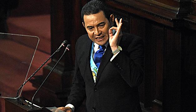 Fiscal de Guatemala: presidente no es aliado en lucha anticorrupción