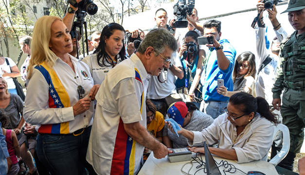 Validación es un acto de rebeldía contra el Gobierno — Tomás Guanipa