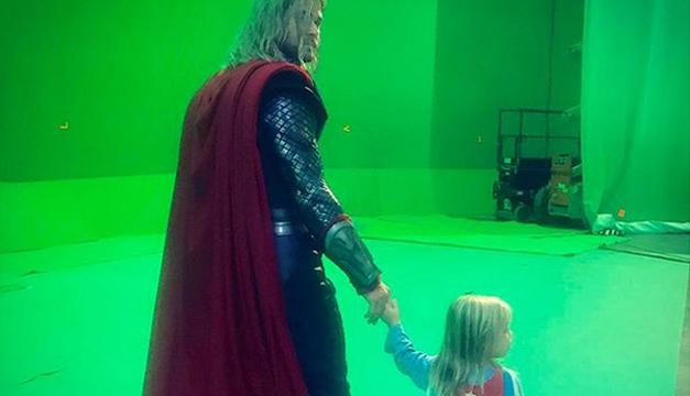 Chris Hemsworth no está listo para dejar ir a Thor