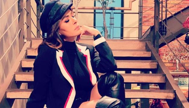 Galilea Montijo cambió de look y lo publica en Instagram