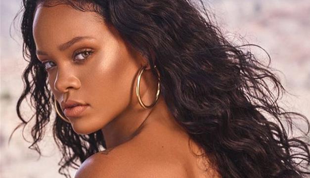 El nuevo y provocador labial de Rihanna: se llama