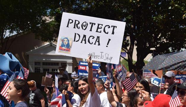 Corte de apelación en EEUU falla a favor de los inmigrantes del DACA