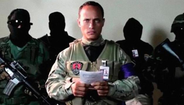 Piloto Óscar Pérez habría sido capturado con vida — Venezuela