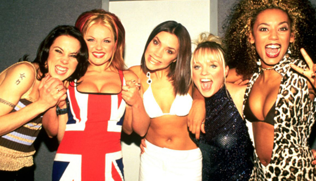 ¡Las Spice Girls tuvieron una sospechosa reunión con Victoria Beckham incluida!