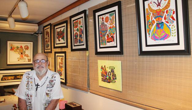 Fallece el reconocido artista salvadoreño, Fernando Llort | Noticias El Salvador